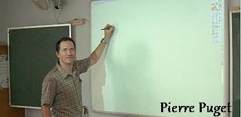 Site Pierre Puget