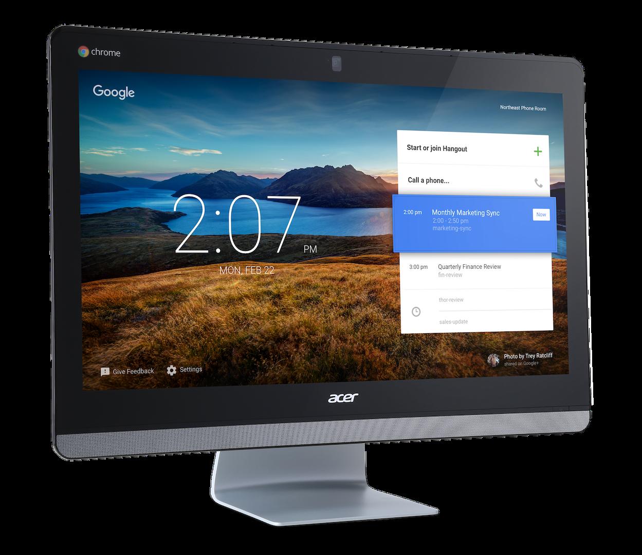 Acer-Chromebase
