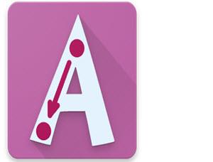 application ecrire son ABC