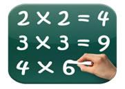 application table de multiplication