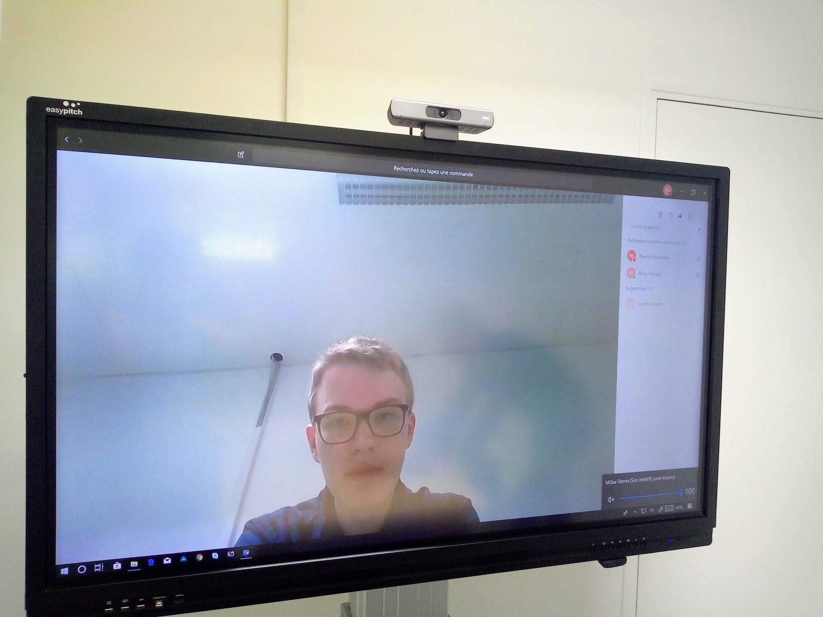 ecran interactif