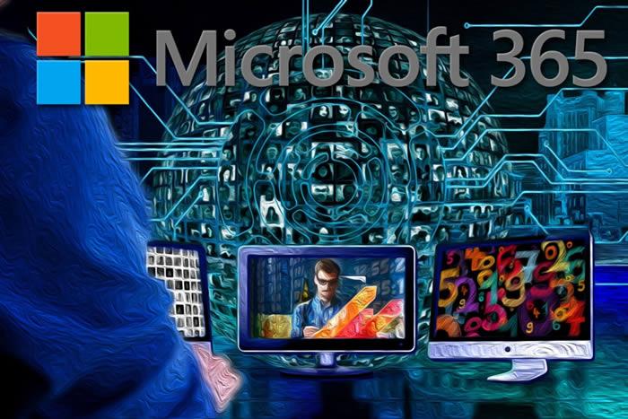 Microsoft 365 pour l'enseignement et la formation avec un ecran-interactif