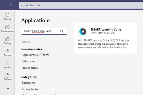 gestion comptes enseignant et eleve en classe hybride Microsoft 365 smart