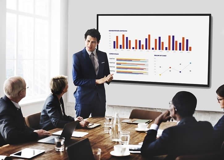 avantage ecran interactif salle de reunion conference