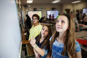 Point sur numérique pédagogique