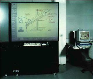 Liveboard Xerox