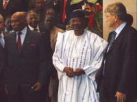 Rencontre sur la solidarité numérique au service de l'éducation (janvier 2009,Bamako)